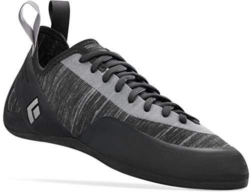 Black Diamond Momentum Lace Climbing Shoe - Men's Ash 10.5 ()
