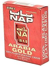 ناب عربية - بطاقات لعب  - بلاستيك