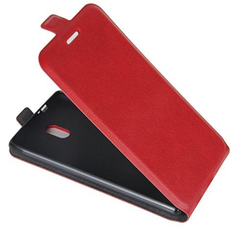 Funda NOKIA 3,Manyip Caja del teléfono del cuero,Protector de Pantalla de Slim Case Estilo Billetera con Ranuras para Tarjetas, Soporte Plegable, Cierre Magnético D
