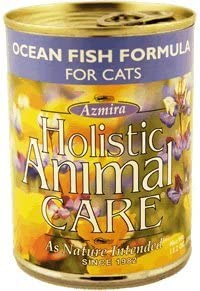 Premium Canned Cat Food Ocean Fish Formula 13.2 oz. cans