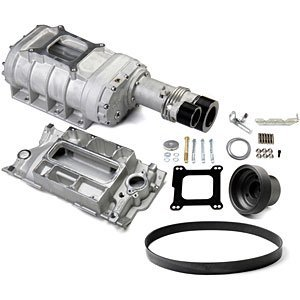 - Weiand 6512-1 177 Pro-Street Supercharger Kit