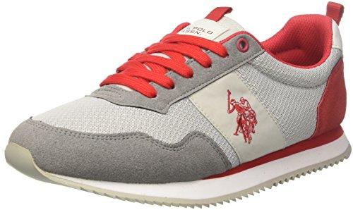 Uspolo Assn. Herren Talbot1 Sneaker Grau (grey Grey) Chaussure (gris)