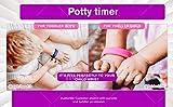 PottyWrist Potty Training Timer | Water