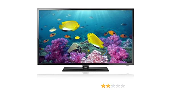 Samsung UE46F5300 - Televisor LED de 46 pulgadas con SmartTV (Full HD 1080p, Clear Motion Rate 100 Hz) color negro: Amazon.es: Electrónica