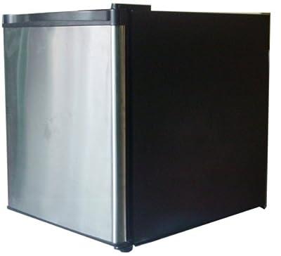 Igloo FR180 1.6-Cu-Ft Stainless Steel Door Refrigerator