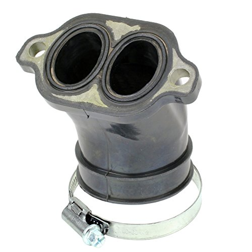 CALTRIC INTAKE MANIFOLD BOOT w/CLAMP FIT Polaris RANGER 700 EFI 2006 2007 2008 2009 ()