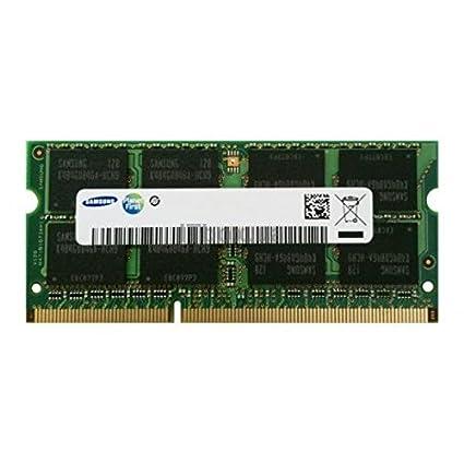 Samsung 4GB DDR3 1600MHz - Memoria (DDR3, Portátil, 1 x 4 GB, Verde): Amazon.es: Informática