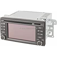 OEM Navigation Unit For Nissan Sentra w/Touch Screen 2013 2014 2015 - BuyAutoParts 18-60452R Remanufactured