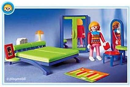 Amazon.com: Playmobil 3967 moderno recámara: Toys & Games