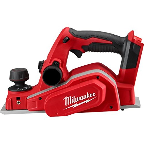 Milwaukee 2623-20 M18 3-1/4'' Planer - tool Only by Milwaukee