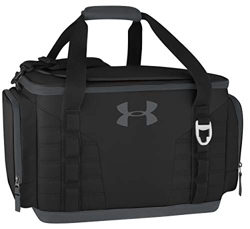 Under Armour 36 Can Soft Sided Cooler, Black/Pitch - Coolers Soft Thermos