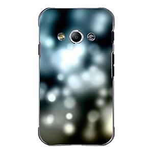 """Disagu Design Protective Case para Samsung Galaxy Xcover 3 Funda Cover """"Bokeh effekt 4"""""""