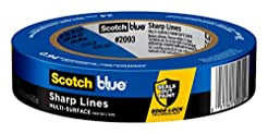 ScotchBlue Sharp Lines Multi-Surface Pai...