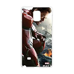 Samsung Galaxy Note 4 Cell Phone Case White Avengers Age Of Ultron VIU931415