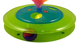SmartPaw Sights and Sounds Birdie Chase Play Cat Toy