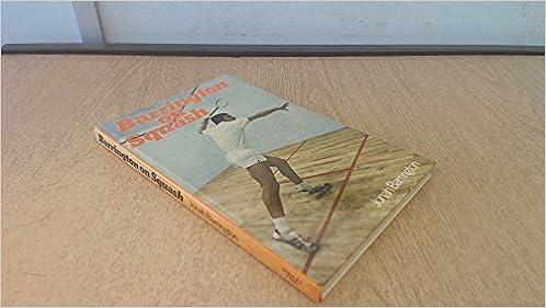 Book On Squash