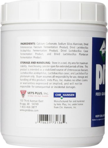 Probios VETS PLUS Feed Granule for Horses, 5-Pound by Probios (Image #3)