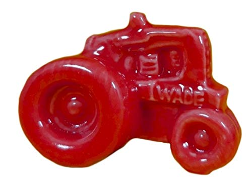 American Heritage Series Tractor Wade of England Red Rose Tea (England Rose Red Tea)