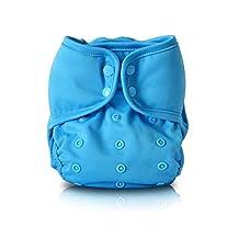 JinoBaby Couche Lavable De Piscine Cloth Diaper Sky Blue