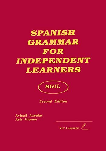 Spanish Grammar for Independent Learners