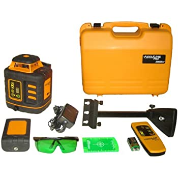 Johnson Level And Tool 40 6543 Self Leveling Rotary Laser