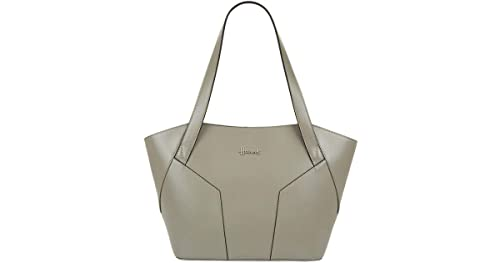 d4b00d486c Image Unavailable. Image not available for. Colour  Harrods Grey Constance  Shoulder Bag