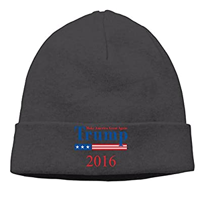 Donald Trump President 2016 Winter Warm Daily Baggy Beanie Slouchy Ski Cap Hat