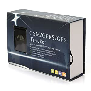 mini spy real time gsm gprs gps tracker. Black Bedroom Furniture Sets. Home Design Ideas