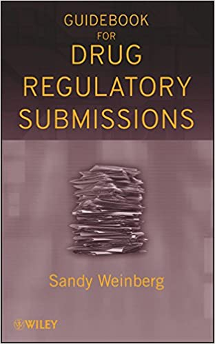 Buy Guidebook for Drug Regulatory Submissions Book Online at Low