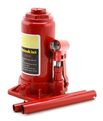 XtremepowerUS 10 Ton Hydraulic Bottle Jack