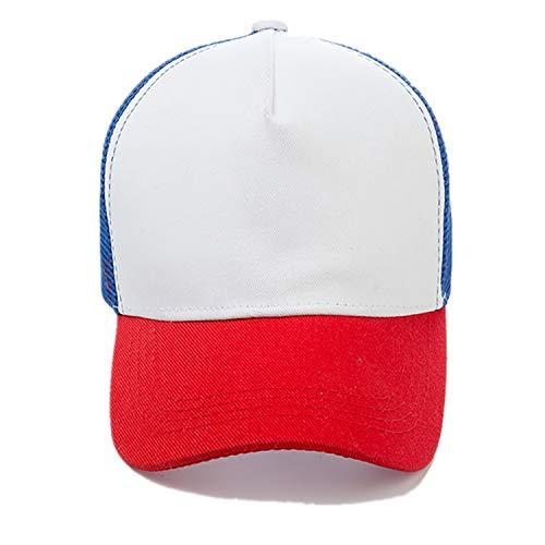 FUZE Unisex Summer Mesh Baseball Cap Adjustable Dad Hats Trucker Hat Cap  Golf Cap bb801f418173