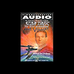Star Trek, The Next Generation: The Valiant (Adapted)