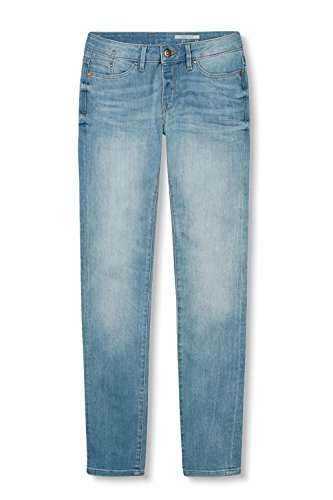 Esprit by Mujer 996cc1b910 Azul Wash edc Blue Jeans Light 5dnPUUxqw