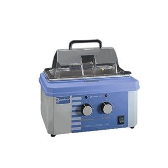Thermo Scientific ELED 18005A-1CEQ Lab-Line AquaBath Analog Laboratory Water Bath, 10L Capacity, 230V, 100 Degree C