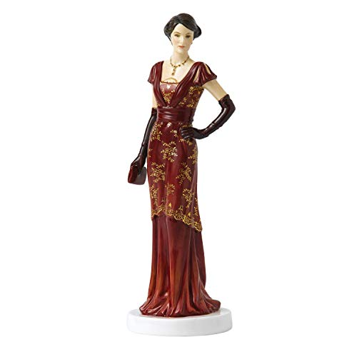(Royal Doulton 40017991 Downtown Abbey Lady Mary Figurines)