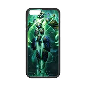 iPhone 6 4.7 Inch Phone Case Cover Black League of Legends Runeborn Xerath EUA15969218 Phone Case Protective Personalized
