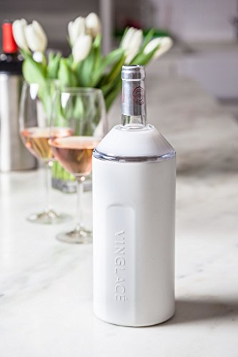 Vinglacé Stainless Steel Wine Insulator by Vinglacé