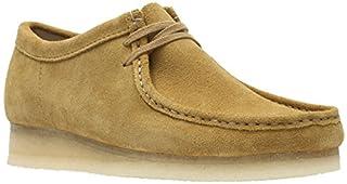 CLARKS Mens Wallabee Shoe, Size: 11 D(M) US, Color Dark Ochre Suede (B072M6NKXV) | Amazon price tracker / tracking, Amazon price history charts, Amazon price watches, Amazon price drop alerts