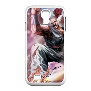 Street Fighter Tekken Samsung Galaxy S4 9500 Cell Phone Case White xlb2-321558
