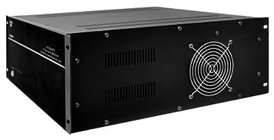 PYLE PT8000CH Rack Mount 8000-Watt 8 Channel Stereo/Mono Amplifier