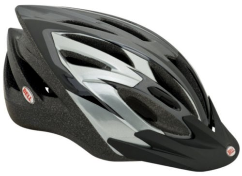 Bell Adult Quake Helmet, Black/Titanium