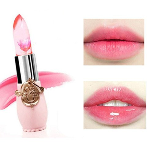 Baomabao Hydrating Nutritive Lip Gloss Balms Clear Gel State Oil Wet Makeup ()