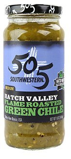 505 Southwestern Flame Roasted Green Chile, 16 Oz by Ever Pest