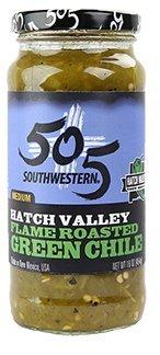 - 505 Southwestern Flame Roasted Green Chile, 16 Oz