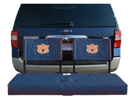 Rivalry NCAA Auburn Tigers Tailgate Hitch Seat Cover ()