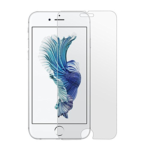 Apple iPhone 6s Tempered Glass Screen Protector (Buy 1 Get 1 Free)- 9H Ultra Strong Premium 0.3 mm Glass With Installation Kit