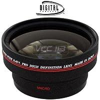 Sakar 0.48X 72mm Professional Wide Angle Lens