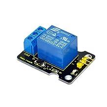 Keyestudio 5V Single 1 channel Relay Module Board Compatible for Arduino