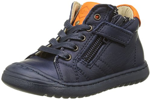 Poco BB, Baskets Mixte Bébé, Bleu (Navy), 23 EUPalladium
