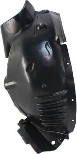 OE Replacement Mercedes-Benz C230/C300/C350 Front Driver Side Fender Inner Panel (Partslink Number ()